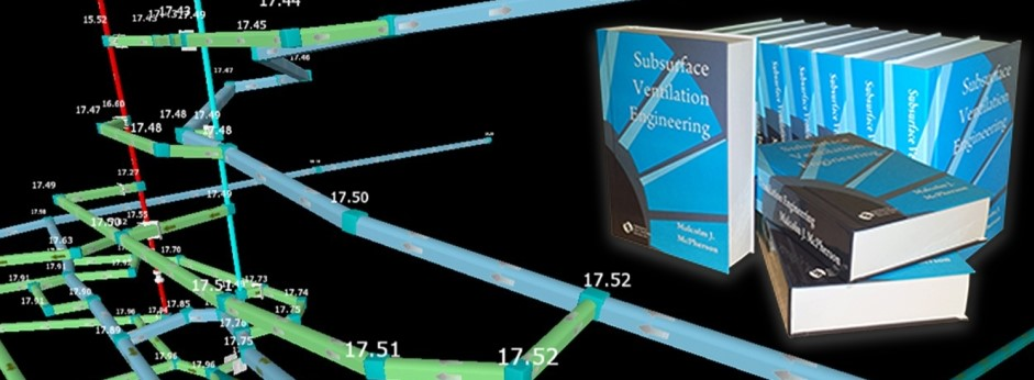 Subsurface Ventilation Engineering Book | SRK Consulting